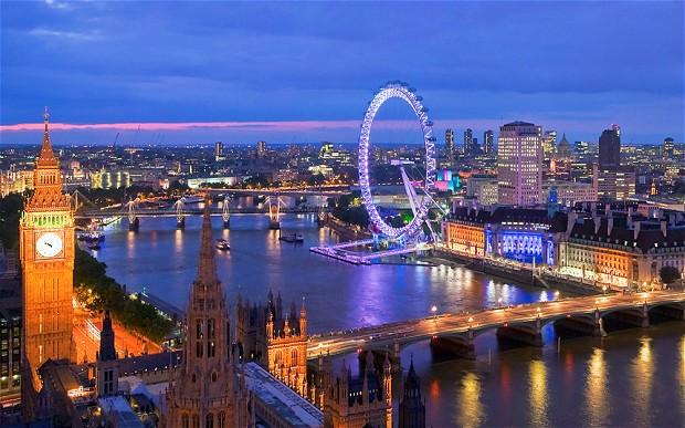 Londra, capitala turistica a lumii