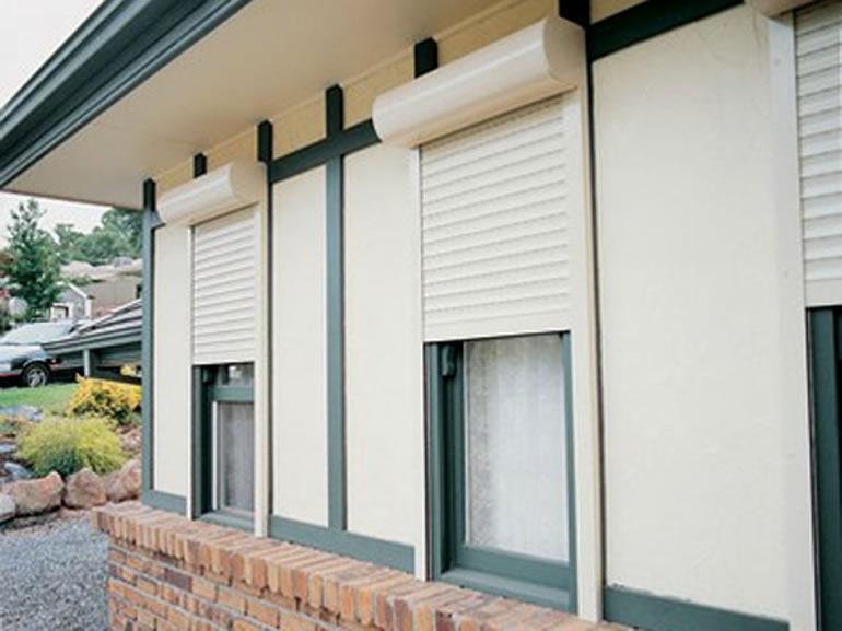 Rulouri exterioare: Confort termic, optic, fonic si protectie antiefractie!